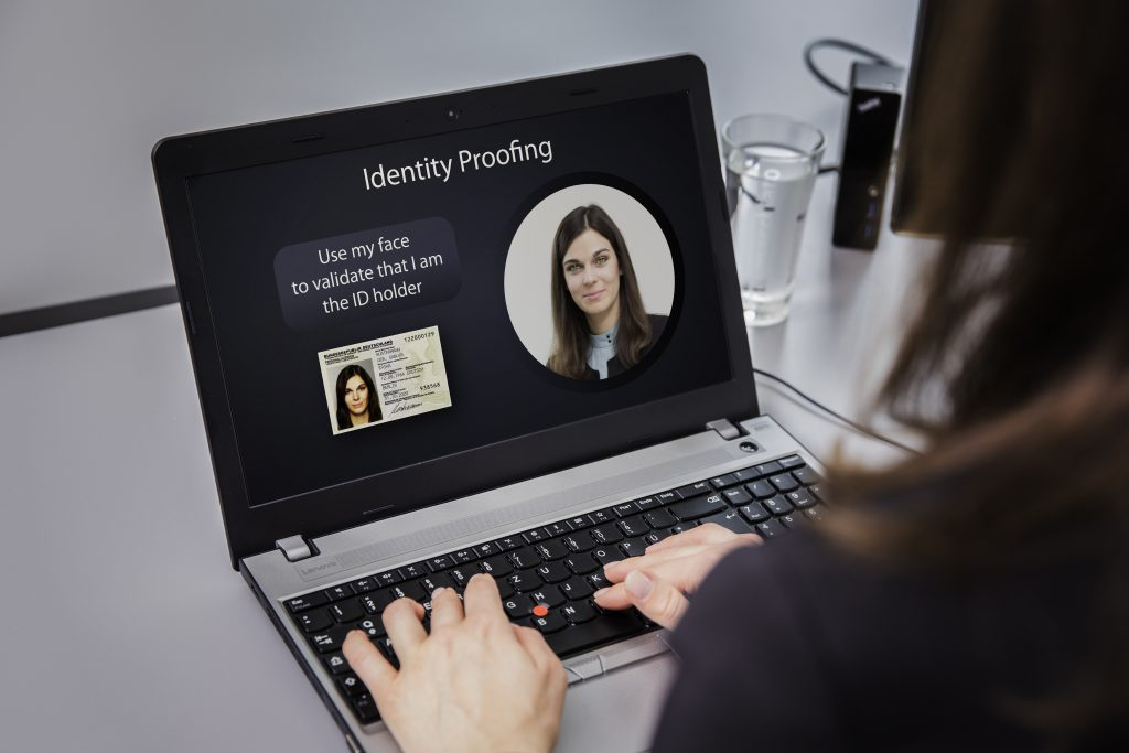 identity proofing with photoverify