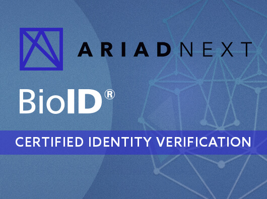 ARIADNEXT's FIDO certification powered by BioID liveness detection