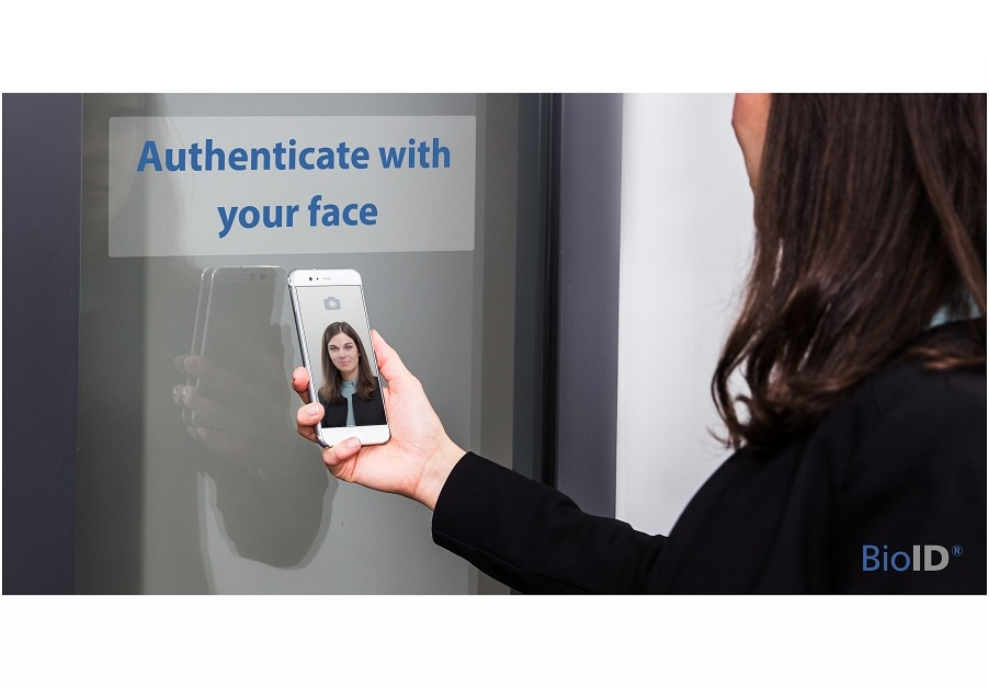face authentication in any2any experience platform
