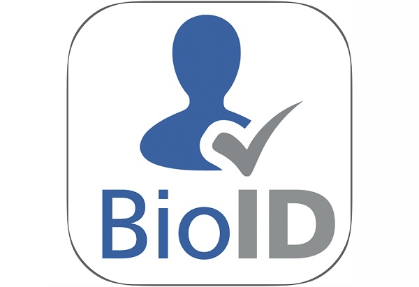 Face recognition app android BioID