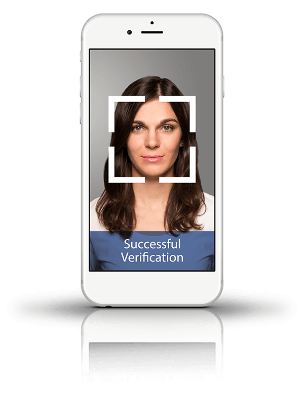 Facial Recognition App with login face for iOS