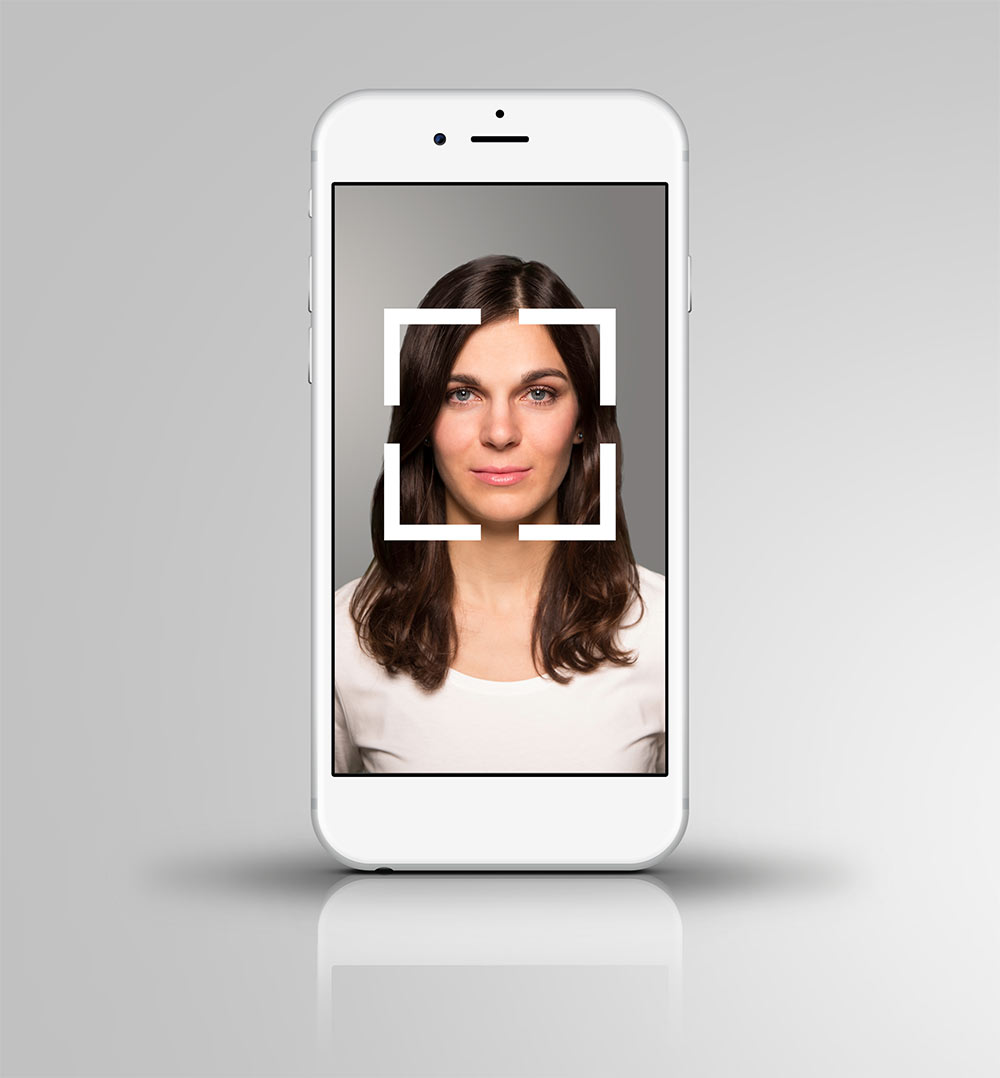 Facial Recognition App | Mobile Face Login - BioID