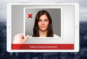 Image search catfish issues solved by BioID biometric authentication