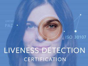 Liveness Detection Certification at BioID Biometrics