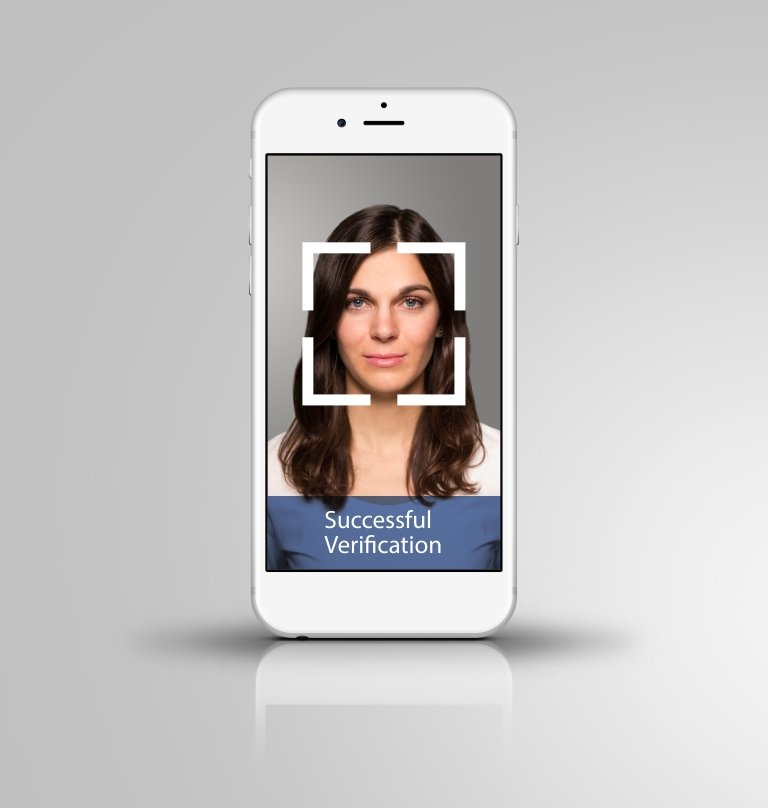 Mobile Face Id App from BioID