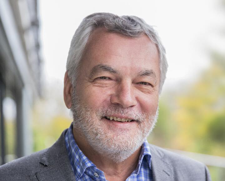 BioID Team: Wolfgang Hoffmann, CFO